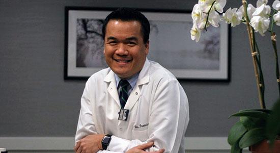 Greenwich CT Dentist Dr. Francis Shin
